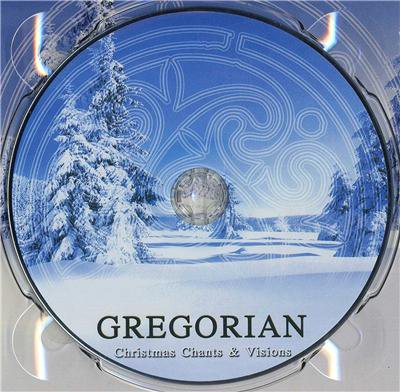 "Gregorian - ""Christmas Chants and Visions"""