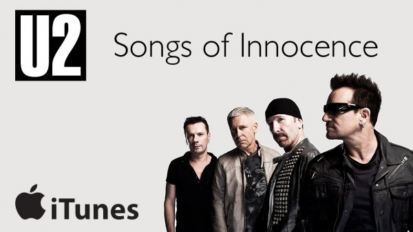 U2 — Songs Of Innocence
